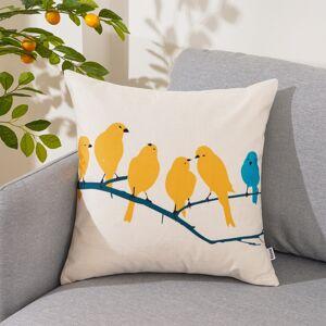 4Home Obliečka na vankúšik Luxury Songbird, 45 x 45 cm