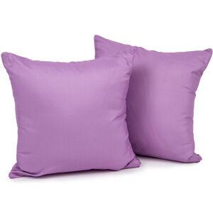 4Home Obliečka na vankúšik fialová, 40 x 40 cm