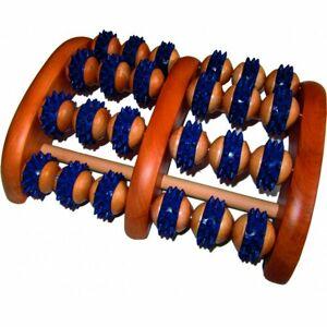 Modom Akupresúrny masážny roler na chodidlá s hrotmi 23 x 18 cm, SJH 309