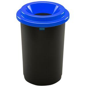Aldotrade Odpadkový kôš na triedený odpad Eco Bin 50 l, modrá