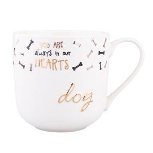 Altom Porcelánový hrnček Dog, 400 ml
