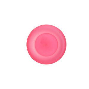 Altom Sada plastových tanierov Weekend 17 cm, ružová
