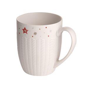 Altom Vianočný porcelánový hrnček Rudolf, 300 ml