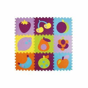Baby Great Penové puzzle Farebné ovocie SX (30x30)