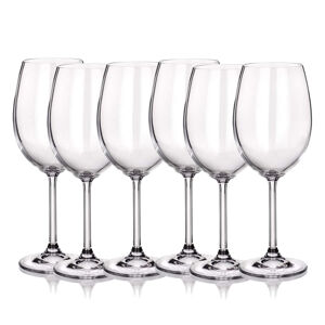 Poháre Crystal Banquet na červené víno