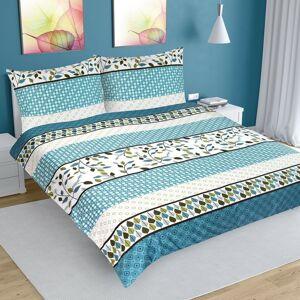 Bellatex Bavlnené obliečky Geometria, 240 x 220 cm, 2 ks 70 x 90 cm
