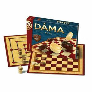 Hra stolná BONAPARTE Dáma a mlýn