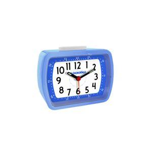CLOCKODILE Modrý detský budík WAKE UP! BELL CAT2010