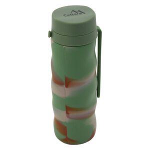 Cattara Silikónová fľaša Army, 550 ml