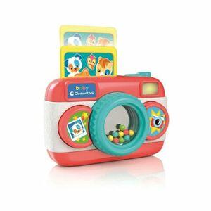 Clementoni Môj prvý fotoaparát, 14 x 20 x 6 cm, svetelné a zvukové efekty
