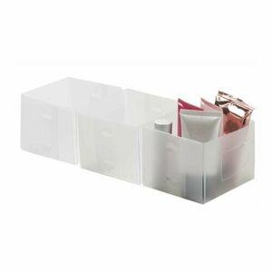 Compactor 3-dielna sada organizérov Optimo, 30 x 15,5 x 8 cm