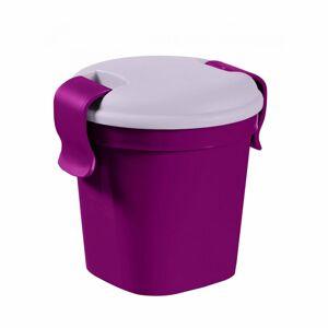 Hrncek Curver® Lunch&Go 0.4L, fialový