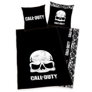 Herding Detské bavlnené obliečky Call of Duty, 135 x 200 cm, 80 x 80 cm