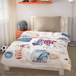 Kvalitex Detské bavlnené obliečky Freedom, 140 x 220 cm, 70 x 90 cm
