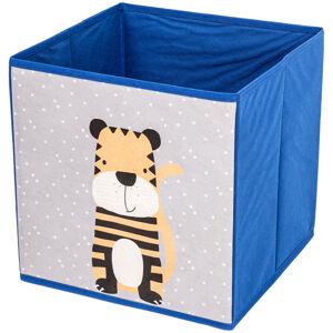 Detský úložný box Hatu Tiger, 30 x 30 x 30 cm
