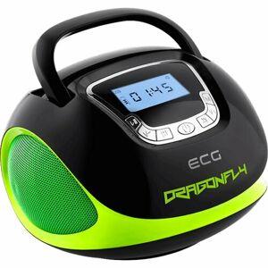 ECG R 500 U DRAGONFLY prenosné rádio s USB