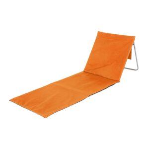 Happy Green Plážová podložka AUSTIN oranžová 50441000O