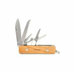 Huckleberry Vreckový nožík 4v1, 9,5 cm