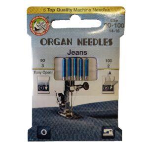 Ihly Organ Needles Jeans 90-100
