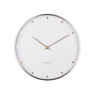 Dizajnové nástenné hodiny KA5776WH Karlsson 27cm