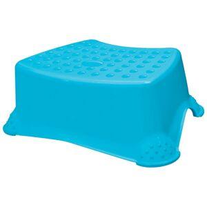 Keeper Detská protišmyková stolička modrá, 40,5 x 28,5 x 14 cm
