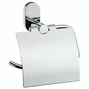 Kela Nerezový nástenný držiak toaletného papieru Lucido 14,5 x 15,5 cm