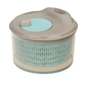 Odstredivka na šalát DRY PP-plastík, pastelovo modrá H 16cm / Rim 24cm