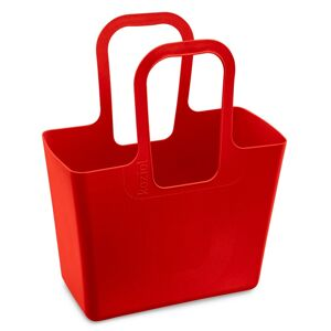 Koziol Taška Tasche XL Organic červená, 21,5 x 44 x 54 cm