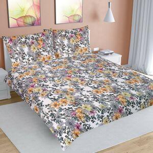 Bellatex Krepové obliečky Lúka, 240 x 200 cm, 2 ks 70 x 90 cm