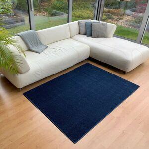 Vopi Kusový koberec Eton Lux modrá, 60 x 110 cm