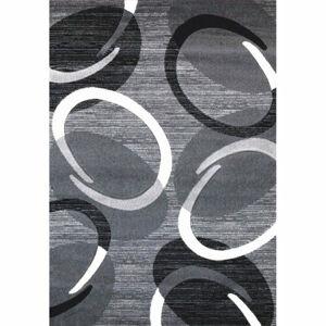 Spoltex Kusový koberec Florida 9828/04 grey, 120 x 170 cm