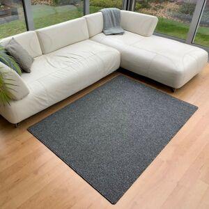 Vopi Kusový koberec Porto antracit, 60 x 110 cm