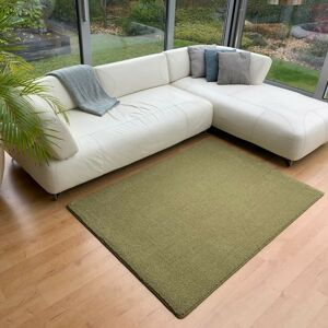 Vopi Kusový koberec Udine zelená, 80 x 150 cm