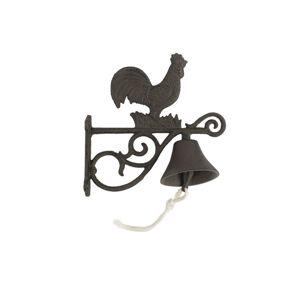 Liatinový zvonček Kohútik, 20 cm