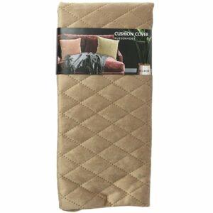 Obliečka na vankúšik Rhombus hnedá, 45 x 45 cm