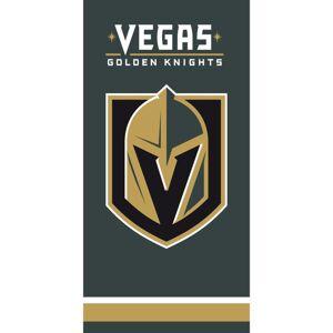 TipTrade Osuška NHL Vegas Golden Knights, 70 x 140 cm