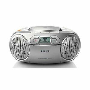 Philips AZ127/12 prenosný rádiomagnetofón