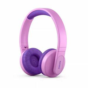 Philips TAK4206PK/00 slúchadlá pre deti, fialová