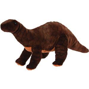 Plyšový Diplodocus hnedá, 38 cm