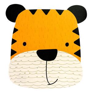 Prestieranie Tiger, 40 x 40 cm