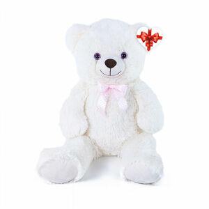 Rappa Veľký plyšový medveď Lily krémový, 78 cm, s visačkou