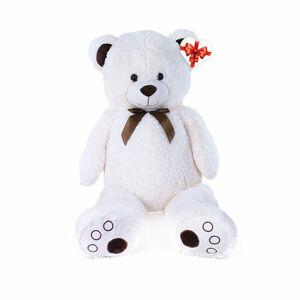 Rappa Veľký plyšový medveď Tonda krémový, 100 cm, s visačkou
