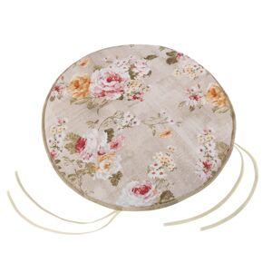 Bellatex Sedák Ema okrúhly hladký Zväzok kvetov, 40 cm