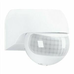 Solight PIR senzor nástenný, vonkajší, biely WPIR04-W