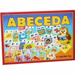 Spoločenská hra Abeceda