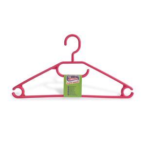 Spontex Vešiak farebný plastový s otočným háčikom, 3 ks