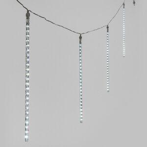 Svetelná reťaz Padajúce kvapky, 480 LED