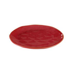 Tescoma Dezertný tanier LIVING 21 cm, červená ,