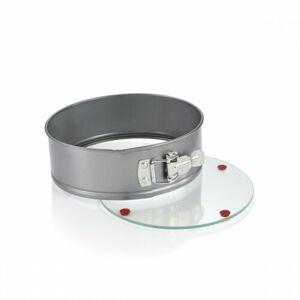 Tescoma Forma na tortu rozkladacia DELÍCIA so skleneným dnom, 24 cm
