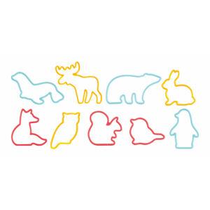 Tescoma Vykrajovače zvieratká DELÍCIA KIDS, 9 ks